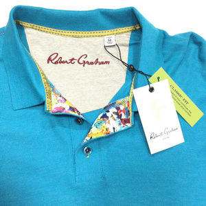 Robert Graham Messenger Polo Shirt